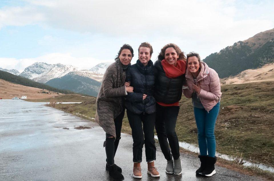 Fuentes de bienestar del Pirineo Catalán